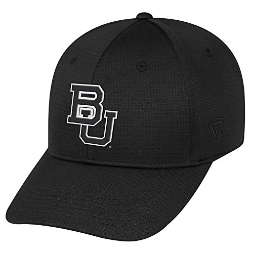 Top of the World Baylor Bears Official NCAA One Fit Parallax Hat 088709