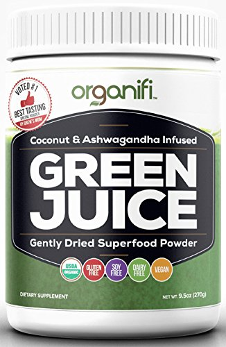 Organifi Supplement Supply Organic Greens