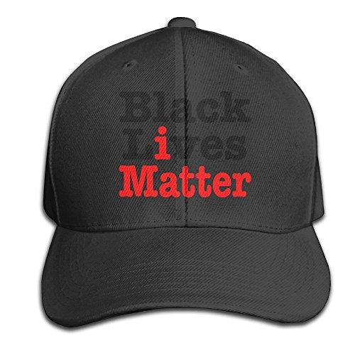 MaNeg Black Lives Matter Adjustable Hunting Peak Hat & - Costa Miami Mar