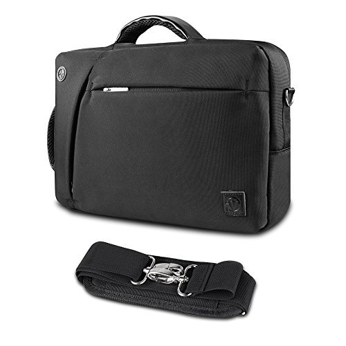 1fa8f84da27 Vangoddy 3-in-1 17 Inch Laptop Shoulder Bag Briefcase Backpack Satchel for  Toshiba