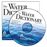 The Water Dictionary, 2nd Edition CD, James M., Symons and Nancy, McTigue, 1583217584