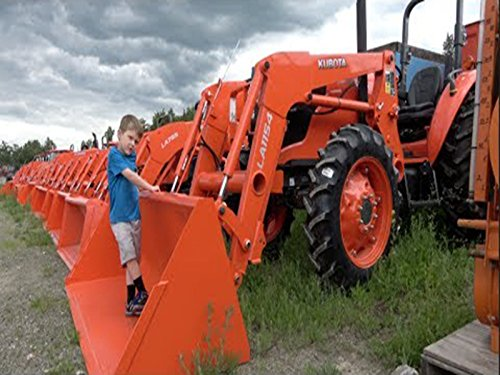 The Tractor Tracker! Kubota Construction Equipment Dealership