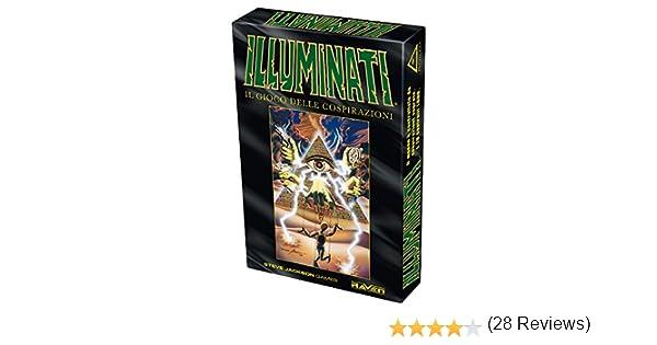 Raven Cuervo - Illuminati Juego de Mesa: Amazon.es: Juguetes y juegos