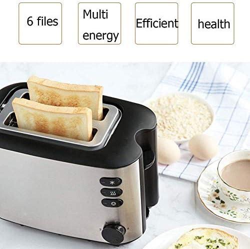 Machine À Petit Déjeuner, Grille-Pain Automatique À La Maison Facile À Utiliser