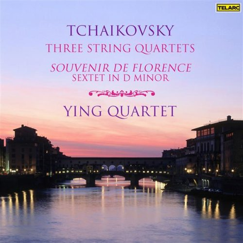 Tchaikovsky: String Quartet No. 1 In D Major, Op. 11,