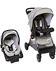 Safety 1st Smoothride lt Travel System with Onboard 35lt, Grey, 1 Count