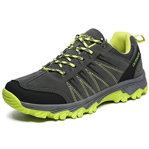 2017 Herbst Winter Turnschuhe Paare Schuhe Rutschfeste Klettern Outdoor Schuh Leichte Trekking Schuhe 39-44 Dark gray