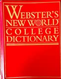 Webster's New World Dictionary, Webster's New World Staff, 0028603346