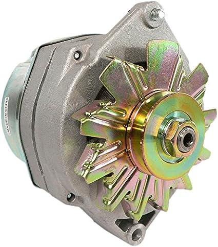 amazon com db electrical adr0105 alternator for mercruiser 198 215 rh amazon com
