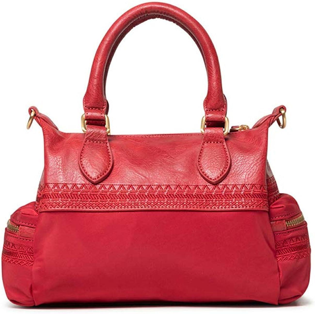 Donna Desigual Accessories PU Across Body Bag Rosso U