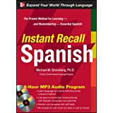 Instant Recall Spanish, 6-Hour MP3 Audio Programby Michael Gruneberg
