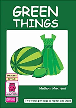 Green Things (Colours Series) by [Muchemi, Muthoni]