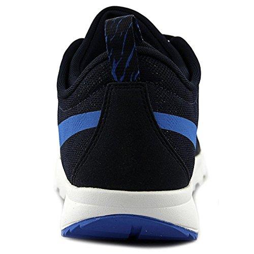 Nike Trainerendor Hombres Zapatillas Skate-obsidian / Blanco / Rio Teal / Photo Blue