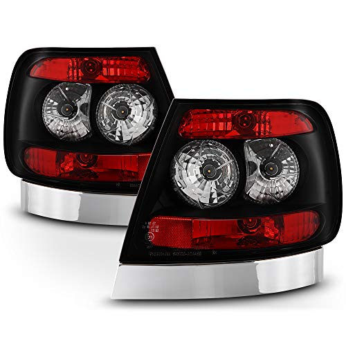B5 S4 Led Tail Lights in US - 7