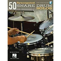50 Syncopated Snare Drum Solos: A Modern Approach