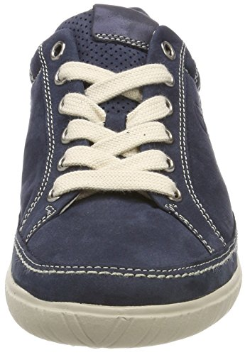 Mujer Ocean Basic de Shoes Azul Zapatos para Comfort Gabor Navy Cordones Derby IS8xPEw