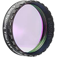 Baader Planetarium Clear Focusing Filter 1 1/4 (Optically Polished)