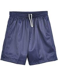 A4 Mesh Unisex Gym Shorts