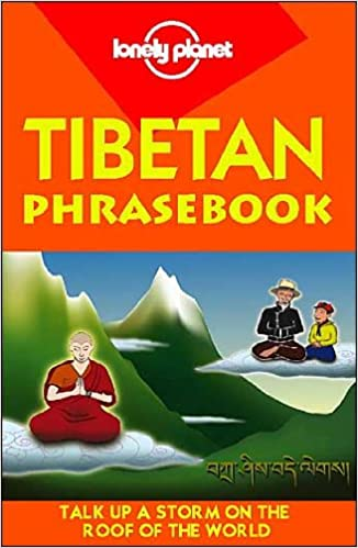 Book Tibet (Lonely Planet Phrasebook)