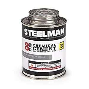 Steelman G10105 Chemical Vulcanizing Cement - 8oz.