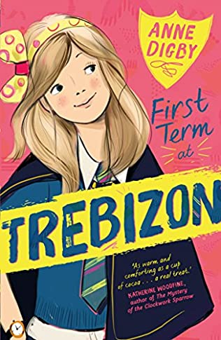 book cover of First Term at Trebizon