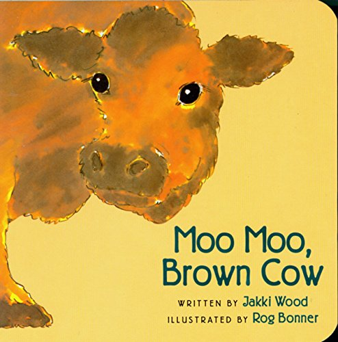 Cow Little Moo (Moo Moo, Brown Cow)