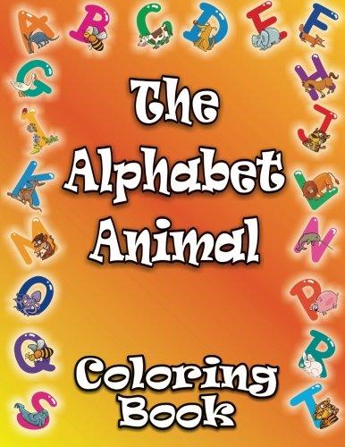 Alphabet Animal Coloring Super Books product image