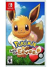 Pokemon Let's Go Eevee - Eevee Edition