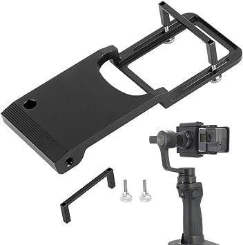 Gimbal Mount Adapter Holder For Gopro Hero 5 4 Session DJI Osmo Mobile 2 Zhiyun