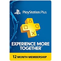 1-Year PlayStation Plus Membership - PS3/ PS4/ PS Vita...