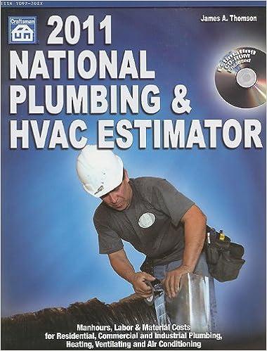 National Plumbing & HVAC Estimator 2011 (National Plumbing & HVAC Estimator (W/CD))