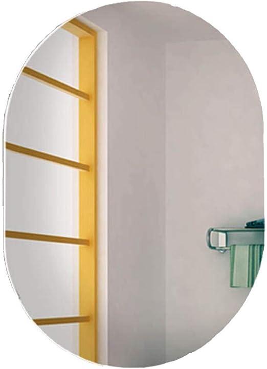 Espejos de pared Espejo Espejo de Pared Espejo de baño Espejo sin Marco Espejo de Lavabo Espejo de Maquillaje Espejo de Alta definición Espejo del baño doméstico Espejos: Amazon.es: Hogar