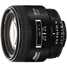 Nikon 85mm f/1.8D AF Nikkor Lens for Nikon Digital SLR Cameras