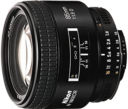 Review Nikon 85mm f/1.8D Auto