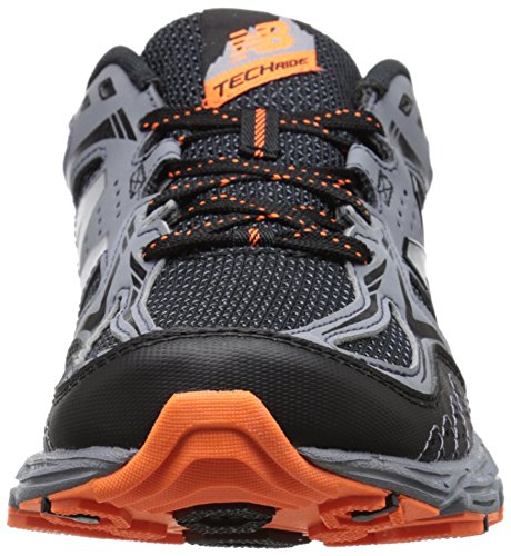 51B4vxNL4vL New Balance Men's 510v3 Trail Running Shoe, Black/Grey, 9.5 D US
