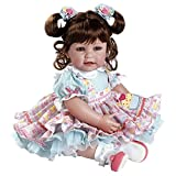 Adora Toddler Piece of Cake 20' Girl Weighted Doll Gift Set for Children 6+ Huggable Vinyl Cuddly Snuggle Soft Body Toy