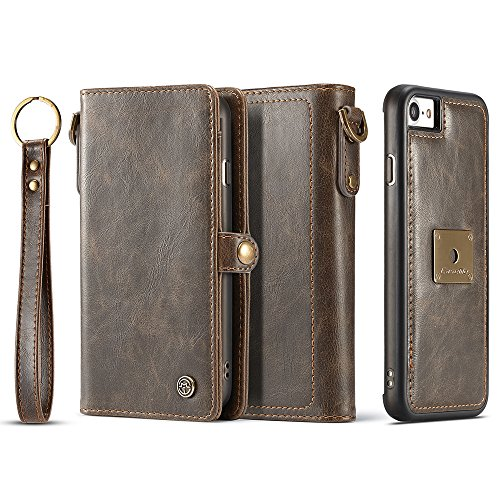 Leather Flap Cover Leather Wallet Phone/Samsung Case with ID Credit Card Slot Holder
