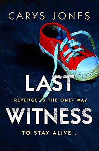 Last Witness by [Jones, Carys]