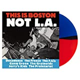the freeze vinyl - This Is Boston Not LA Blue/Red Vinyl