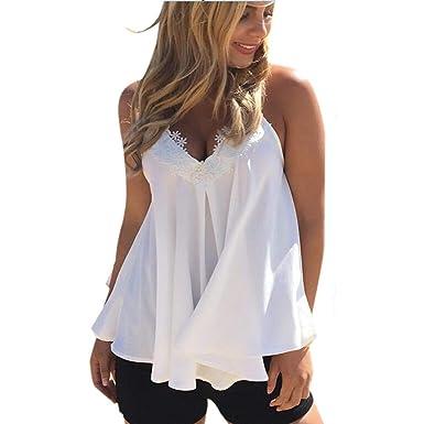 Women Chiffon Vest Top Sleeveless Casual Tank Blouse Summer Tops T-Shirt Hot