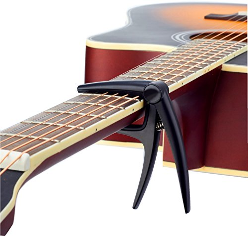 Guitar Aluminium Ukulele Viiolin Trigger product image