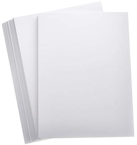 Amazon.com: 100 x hojas A4 Premium blanco nieve impresora ...