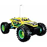 Maisto Tech Yellow Rock Crawler Extreme RC Remote Control Truck
