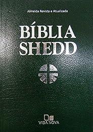 Bíblia Shedd - Capa Covertex Verde