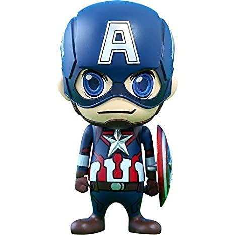 Hot Toys Ultron Sentry Avengers Age of Ultron Cosbaby Series 1 4 inches Vinyl Fi