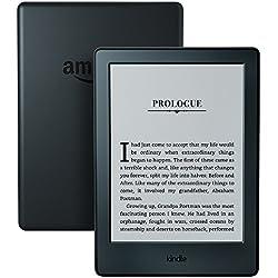 "Kindle E-reader - Black, 6"" Display,..."