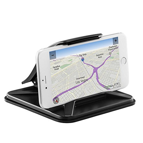 Cell Phone Holder for Car, Ogaming Dash Car Phone Mount for iPhone 7 7Plus 6S 6 Plus 5S 5C, Galaxy S8 S7 Edge S6 other 3-7inch Device