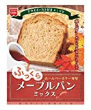 Home bakery dedicated Maple bread mix 253gX6 boxes