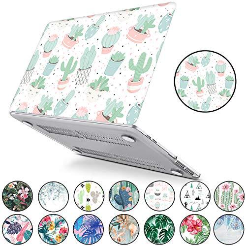 PapyHall Tropical Printing Plastic MacBook