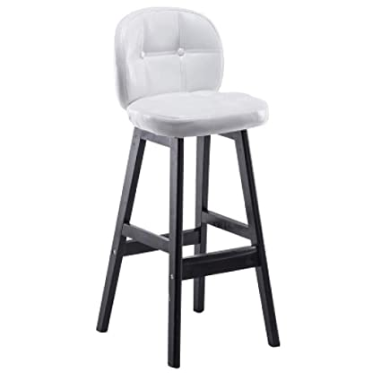 Remarkable Amazon Com Bar Stool Barstools Luxury Kitchen Pub Breakfast Squirreltailoven Fun Painted Chair Ideas Images Squirreltailovenorg